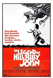 The Legend of Hillbilly John Poster