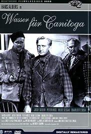 Wasser für Canitoga Poster