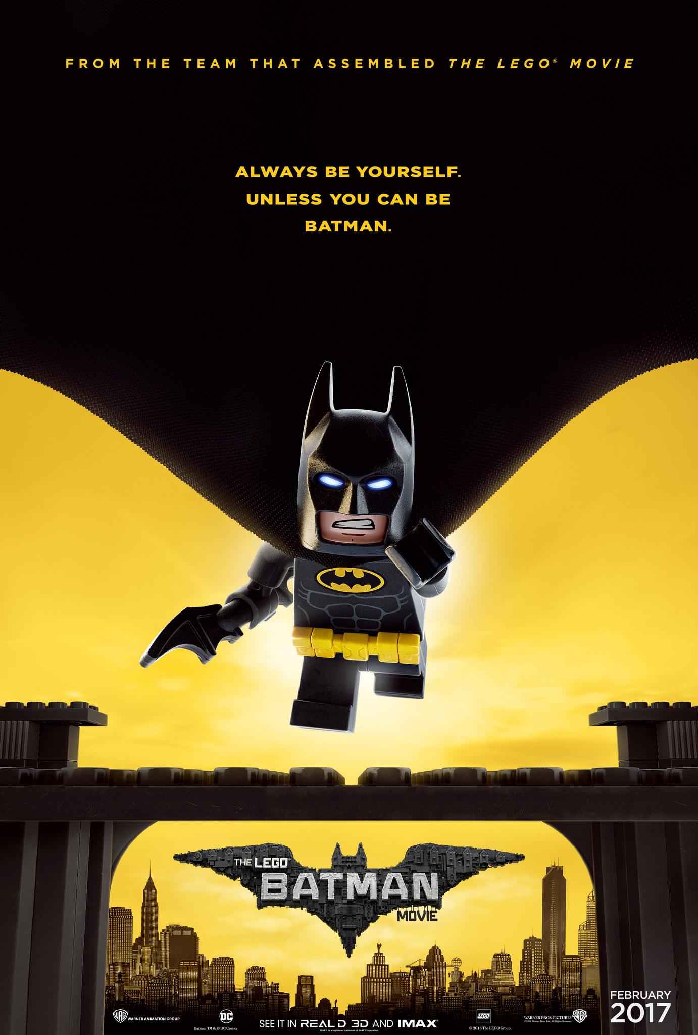 The Lego Batman Movie(2017) - Vision Filme
