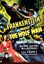 Frankenstein Meets the Wolf Man(1943)