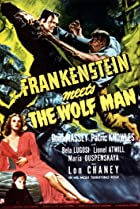 Image of Frankenstein Meets the Wolf Man