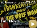 Frankenstein Meets the Wolf Man -- Hollywood's best-known monsters--the resurrected Wolf Man (Lon Chaney, Jr.) and Frankenstein's inhuman creation (Bela Lugosi)--collide in a fight for the ages in this chilling horror film.