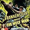Bela Lugosi, Lon Chaney Jr., Ilona Massey, and Maria Ouspenskaya in Frankenstein Meets the Wolf Man (1943)