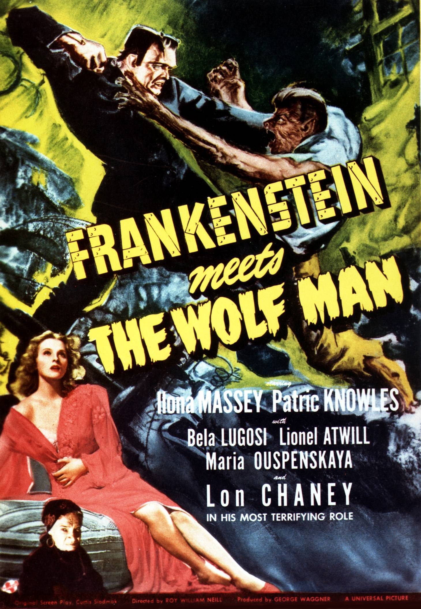image Frankenstein Meets the Wolf Man Watch Full Movie Free Online