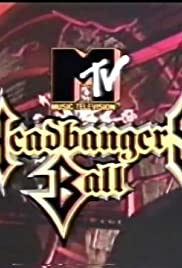 Headbangers Ball Poster - TV Show Forum, Cast, Reviews