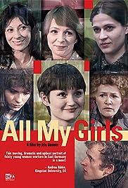 Alle meine Mädchen Poster