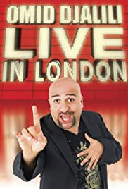 Omid Djalili: Live in London Poster