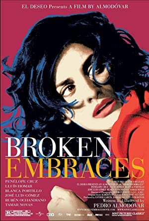 Broken Embraces Poster