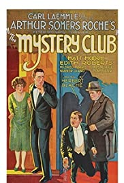 The Mystery Club Poster