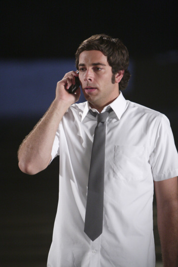 Zachary Levi in Chuck (2007)