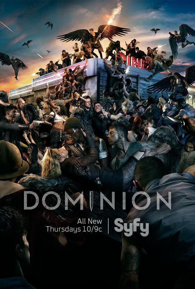 [美剧]圣域第一季/全集Dominion1迅雷下载