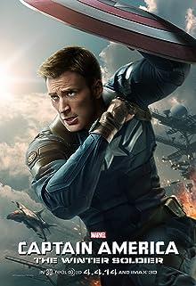 Poster The Return of the First Avenger