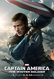 Captain America: The Winter Soldier Affiche du film