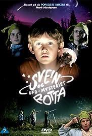 Svein og Rotta og UFO-mysteriet Poster