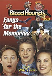 BloodHounds, Inc. #5: Fangs for the Memories Poster