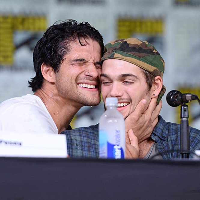 Tyler Posey, Dylan Sprayberry, and Teen Wolf