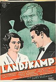 Landskamp Poster