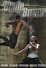 Blade Boxer Poster