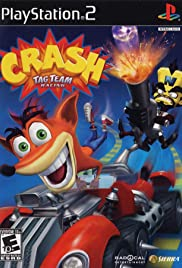 Crash Tag Team Racing (2005) Poster - Movie Forum, Cast, Reviews