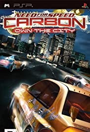 Need for Speed Carbon: Own the City Poster