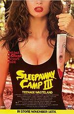 Sleepaway Camp III Teenage Wasteland(1970)