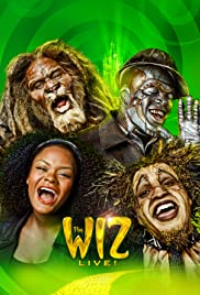 The Wiz Live! (2015) Poster - Movie Forum, Cast, Reviews