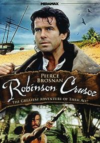 Robinson Crusoe 1997 Poster