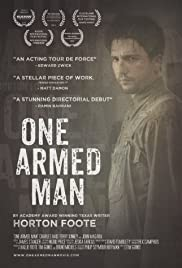 One Armed Man Poster
