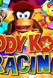 Diddy Kong Racing Poster