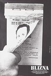 Blizna Poster