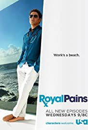 Royal Pains Poster - TV Show Forum, Cast, Reviews
