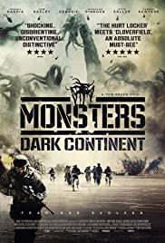 Monsters: Dark Continent (English)