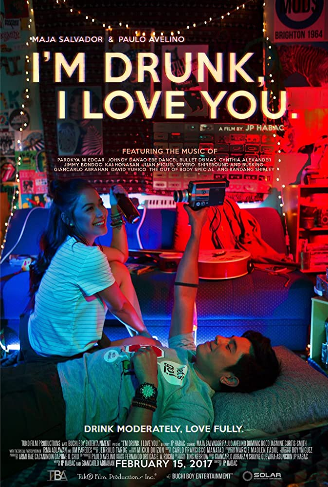 I'm Drunk, I Love You (2017) HDRip