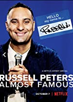 Russell Peters Almost Famous(1970)