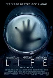 Image result for life 2017 movie poster