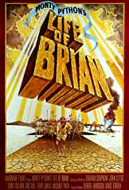 Monty Python's Life of Brian film poster