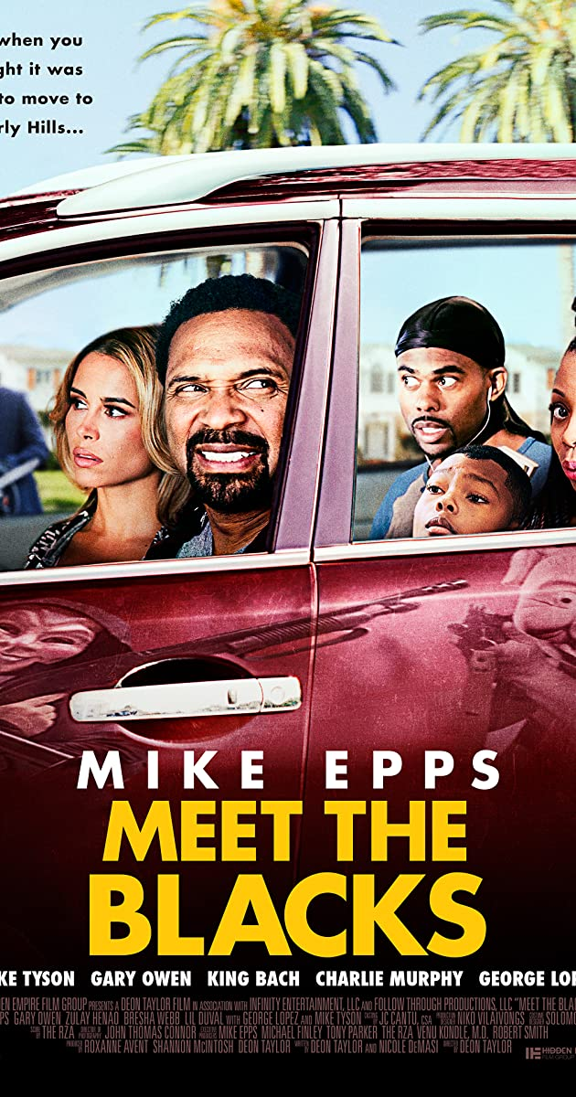 Meet the Blacks (2016) - IMDb