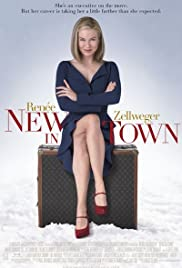 New in Town (2009) Poster - Movie Forum, Cast, Reviews