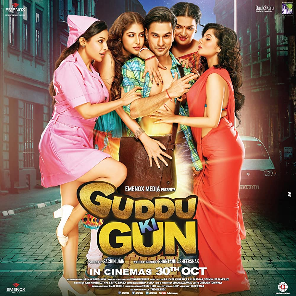 Guddu Ki Gun 2015 Adult Comedy Hindi Movie 350Mb Download  Watch Online  Movie -3690