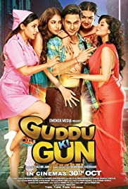 Guddu Ki Gun (2015) 1080p Untouched WEBHD AVC AAC ESub [DDR] – 2.29 GB