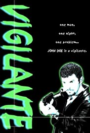 John Doe's The Vigilante Poster