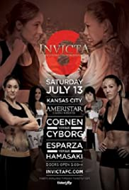 Invicta FC 6: Cyborg vs. Coenen II Poster