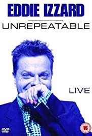 Eddie Izzard: Unrepeatable Poster