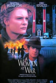 A Woman at War (1991) Poster - Movie Forum, Cast, Reviews