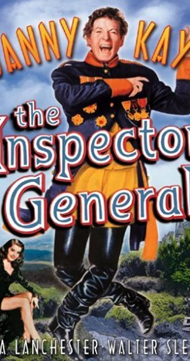 The Inspector General (film) The Inspector General 1949 IMDb