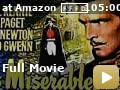 Les Miserables -- Based on the novel by Victor Hugo.  The fanatical Inspector Javert Relentlessly pursues Jean Valjean, an ex-convict trying to go straight.