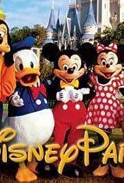 Undiscovered Disney Parks Poster
