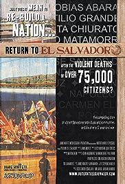 Return to El Salvador Poster
