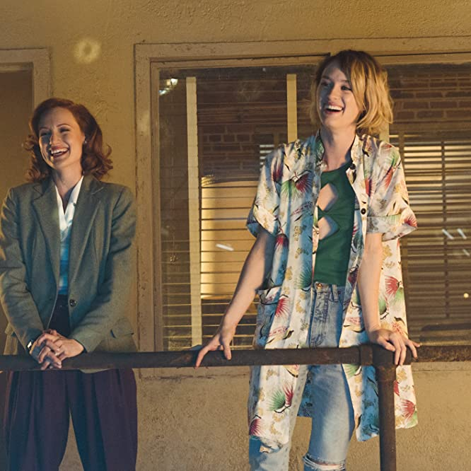 Kerry Bishé and Mackenzie Davis in Halt and Catch Fire (2014)