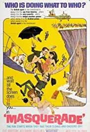 Masquerade (1965) Poster - Movie Forum, Cast, Reviews